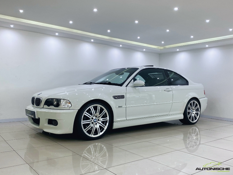 2004 BMW M3 Coupe Manual