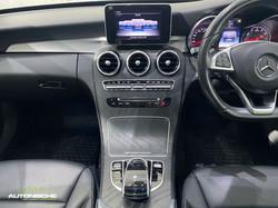 2018 Mercedes Benz C200 Edition C Auto