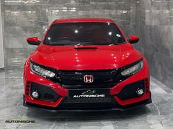 2018 Honda Civic Type-R 2.0VTec Turbo