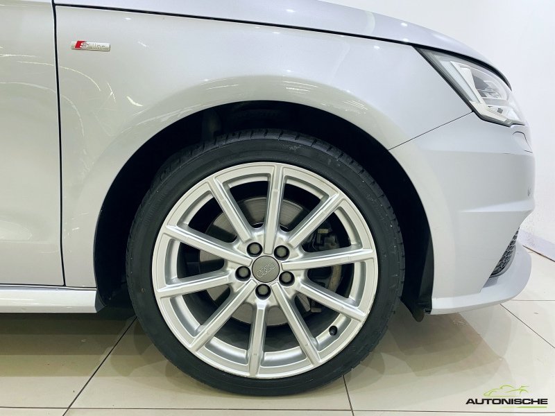 2016 Audi A1 Sportback 1.8TFSi S-Tronic S-Lineback1