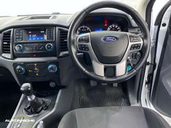 2018 Ford Ranger 3.2TDCi XLS Super Cab Manual