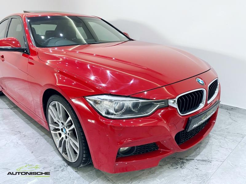 2015 BMW 320d M-Sport Auto