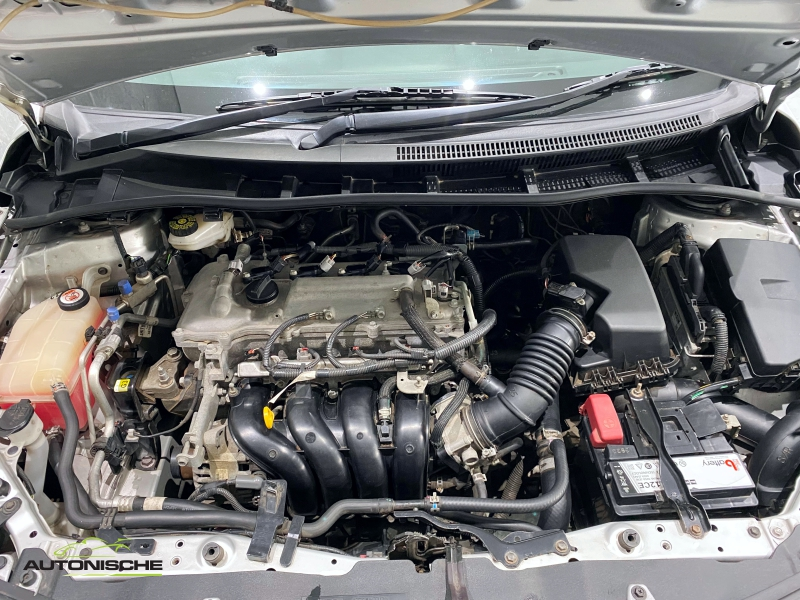 2018 Toyota Corolla Quest 1.6 JB34