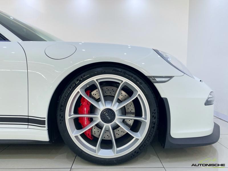 2014 Porsche 911 Coupe GT3 PDK 991