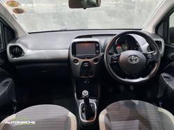 2019 Toyota Aygo 1.0 X-Play Manual