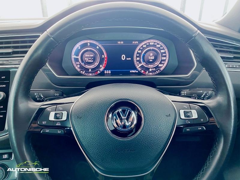 2019 VW Tiguan R-Line 2.0TDi DSG 4Motion