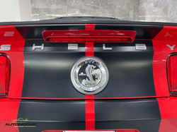 2011 Ford Shelby GT500 5.4 V8 Convertible