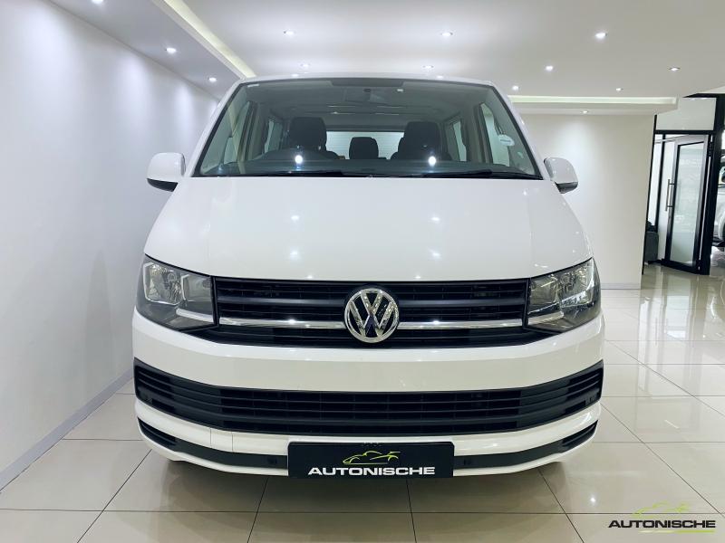 2018 VW T6 Kombi 2.0TDi DSG Trendline