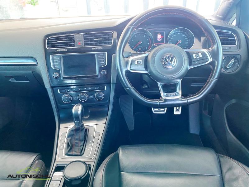 2017 VW Golf VII GTi 2.0TSi DSG