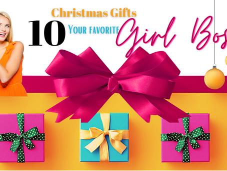 10 Christmas Gifts for Girl Bosses