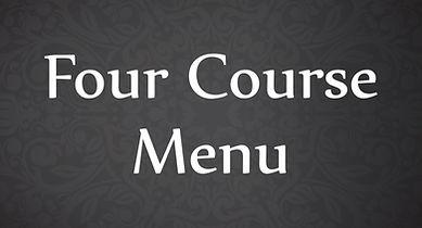 Four Course Menu