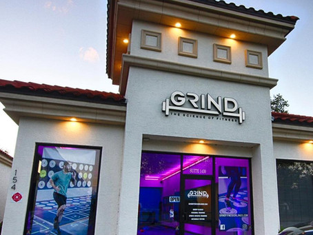 Get Your Free Class at Grind Fitness
