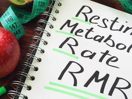 What is resting metabolic testing