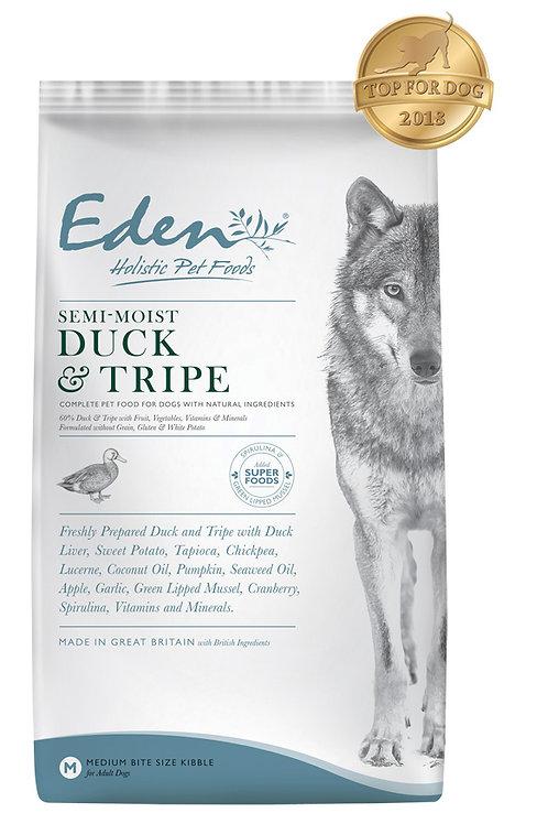Eden karma półwilgotna dla psów dorosłych kaczka i żołądki