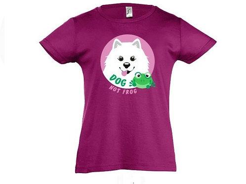 Koszulka dziewczęca logo