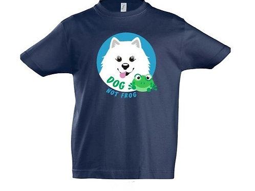 Koszulka chłopięca logo
