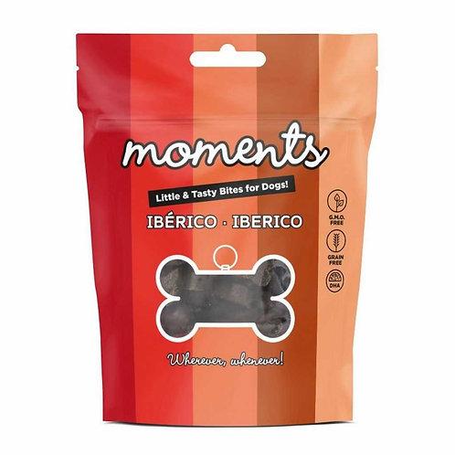 Przekąski dla psa MOMENTS IBERICO - szynka i warzywa 60g