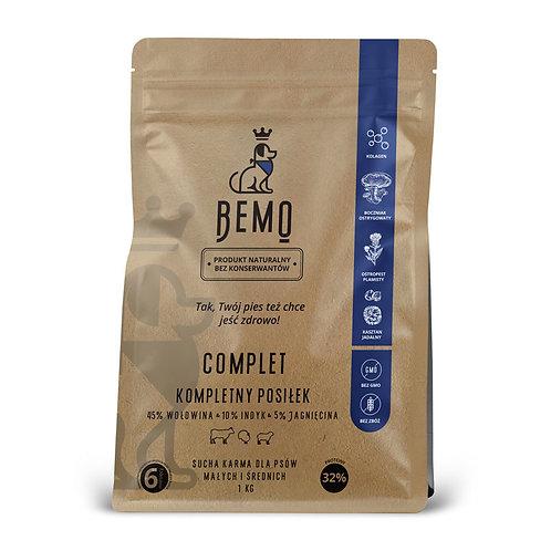 BEMO COMPLET - dla ras małych i średnich, 32%Białka