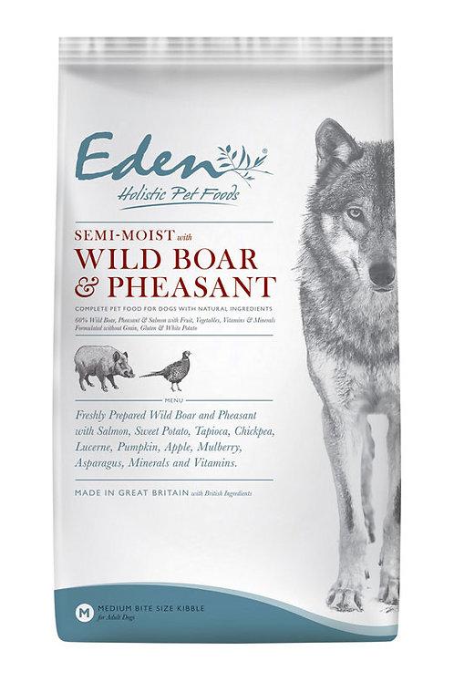 Eden karma półwilgotna dla psów dorosłych dzik i bażant