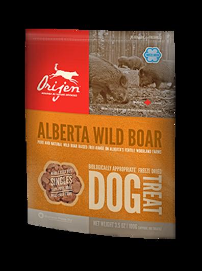 Dla Psa: ORIJEN FD Treat Wild- Roaming Boar 42,5