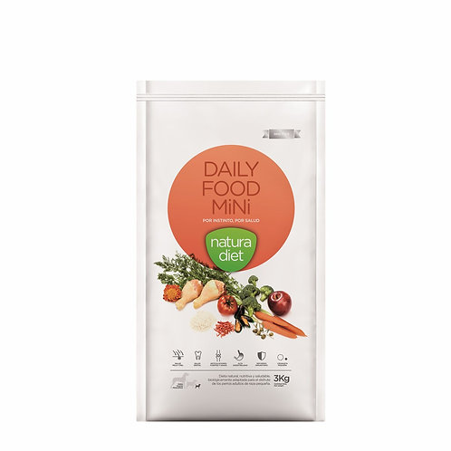 Sucha Karma NATURA DIET DAILY FOOD MINI