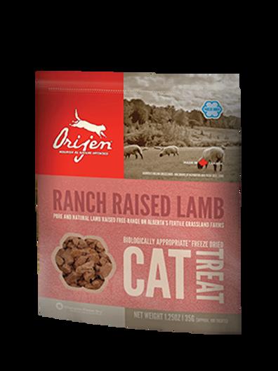 Dla Kota: ORIJEN FD Treat Grass- Fed Lamb Recipe Cat 35g