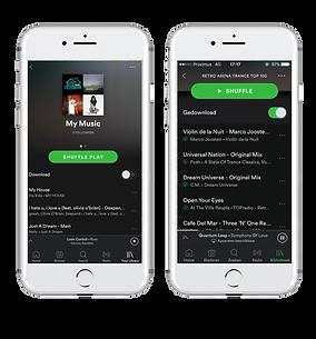 Spotify para viagem