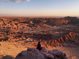 Atacama, uma volta pelo deserto mais árido do mundo!