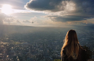 Bogotá, a capital da Colômbia!