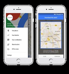 Dicas Aplicativos Viagem GoogleMaps Offline