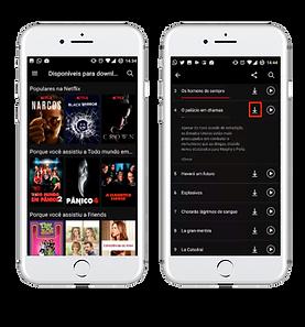 Dicas Aplicativos Viagem Netflix Offline