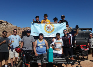 Spring break trip to Moab