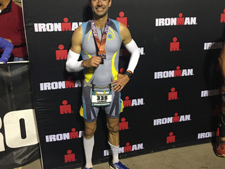 Lanier Nelson: IRONMAN for True North! Telluride Daily Planet published an article about Lanier'