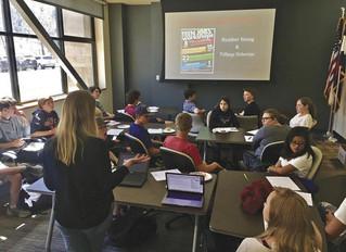 Teens preparing for workforce