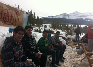 """Partnering with Telluride Historical Museum: Community Service at """"An Olde Fashioned Christmas"""