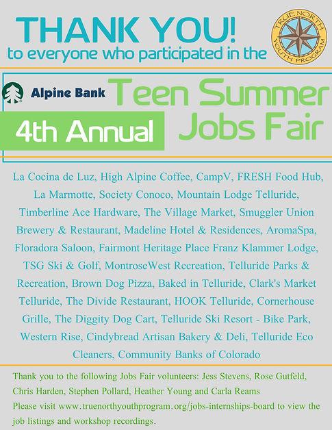 Thank you to Jobs Fair participants.jpg