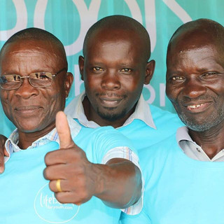 Proud new Kenian Lifebook Coaches #posit