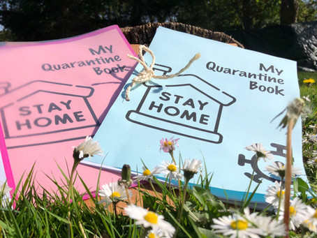 """Lifebook for Youth launches a free """"My Quarantine Book"""" for children"""