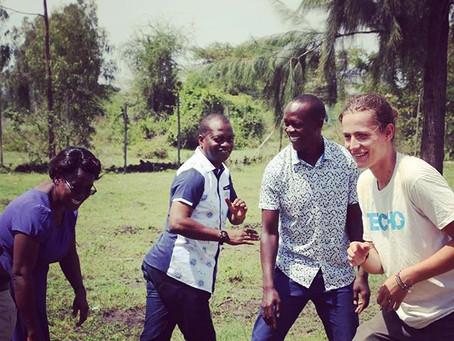 Successful Lifebook Coach training in Kenya (Kisumu)