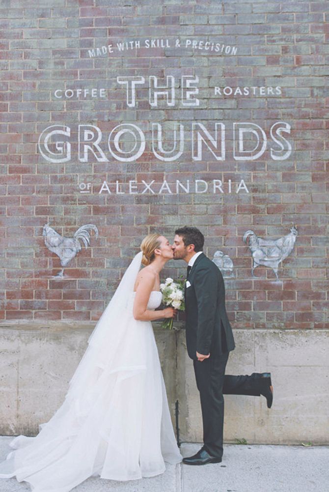 Our wedding day at The Grounds of Alexandria, 12 February 2016