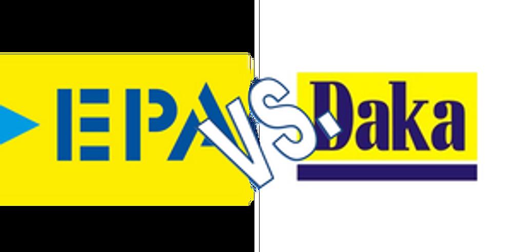 EPA vs DAKA