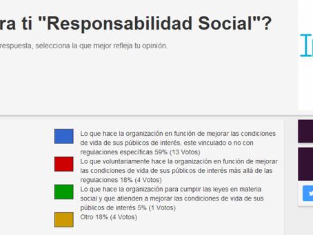 ¿Qué es Responsabilidad Social?