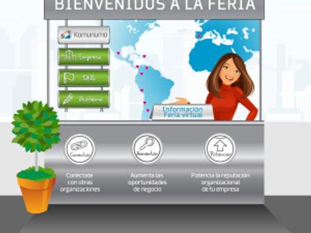 Komunumo lanzó feria virtual que informará iniciativas en desarrollo sostenible