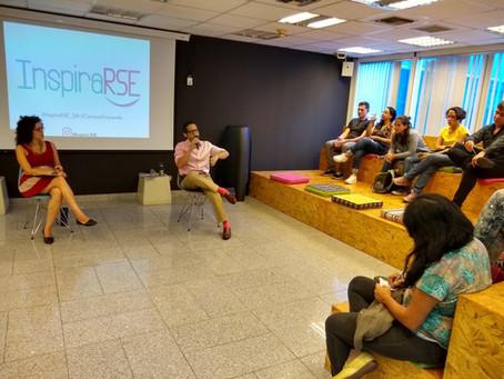InspiraRSE participó como coorganizador del StartUpWeekCCS: Una semana dedicada al emprendimiento ca