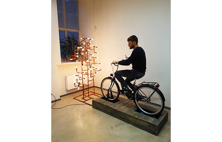 Minami dviračiai įžiebia lemputes 2