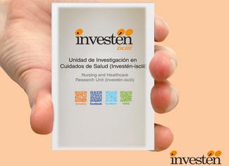 Cursos on-line de la Unidad de Investigación en Cuidados de Salud (Investén-isciii)