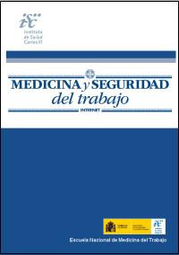 nº 245 de la Revista Medicina y Seguridad del Trabajo.