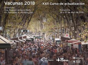 XXII Curso de Actualización. Vacunas 2018