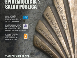 II Congreso Iberoamericano de Epidemiología y Salud Pública XXXIII Reunión Científica de la SEE y X