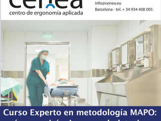 Curso Experto en metodología MAPO: áreas quirúrgicas y ambulatorias.